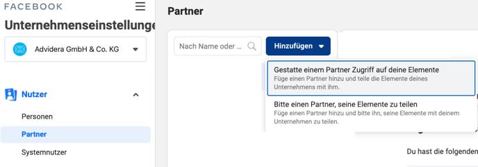 Partner hinzufügen-1